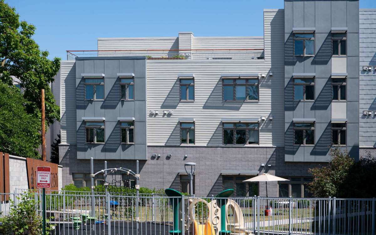 Wedge Point Apartments